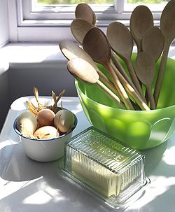 Vintage Wooden Spoons