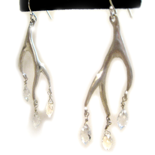 Antler_Earrings